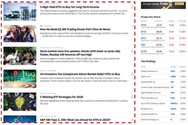 Yahoo!Finance 関連ニュース